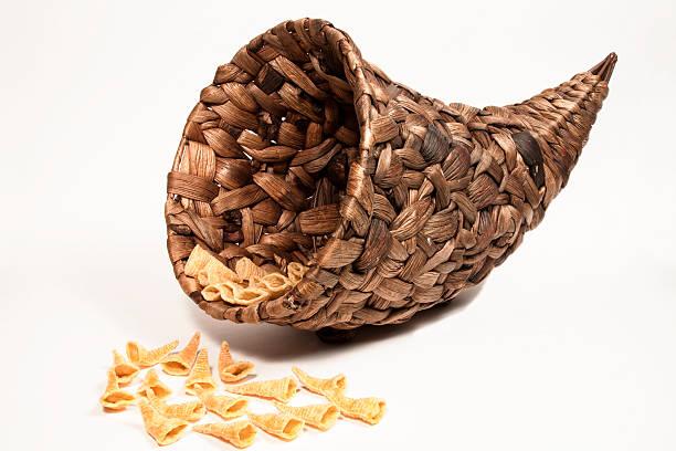 Cornucopia & Minis stock photo