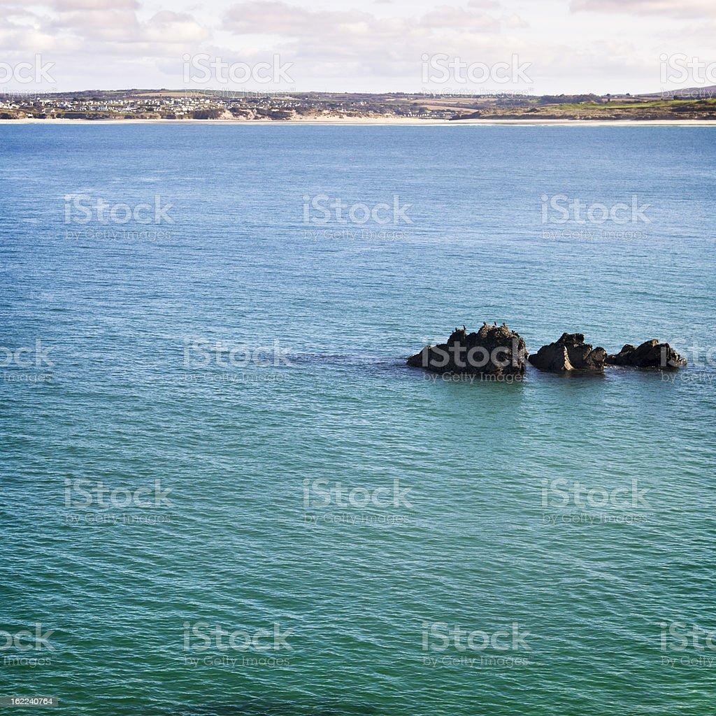 Cornwall royalty-free stock photo