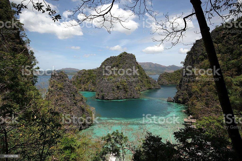Coron Island royalty-free stock photo