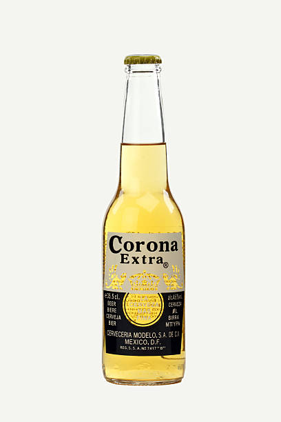 Corona Extra Beer stock photo