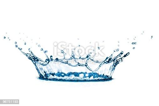 istock corona from water 96751193