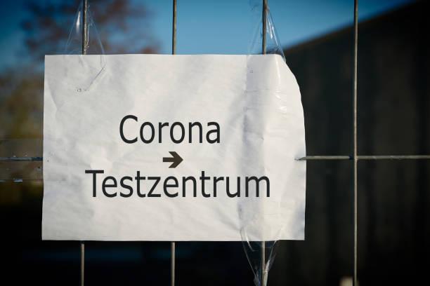 Corona Test Centre – Foto