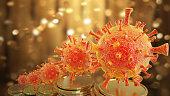 istock Corona Virus Concepts 1219501464