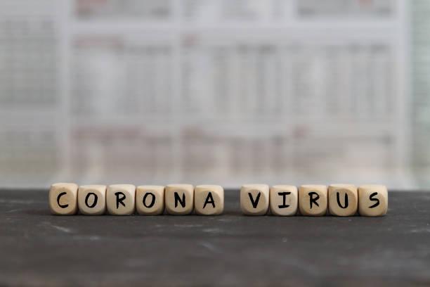 Corona-Virus-Auswirkungen auf Den Aktienmarkt und die Wirtschaft – Foto
