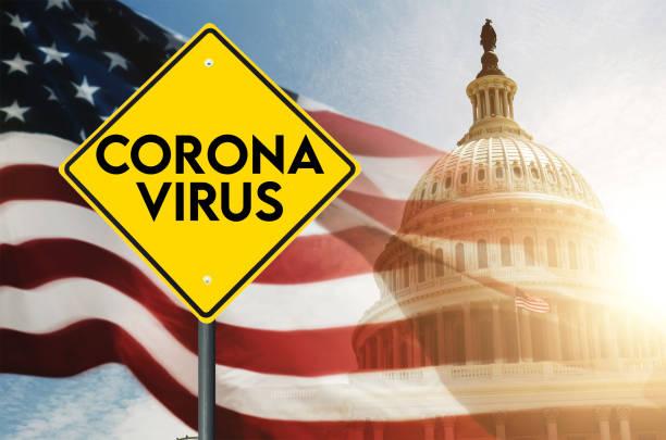 Corona-Virus ist vereinigte Staaten – Foto