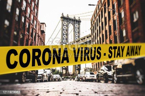 corona virus quarantine in nyc