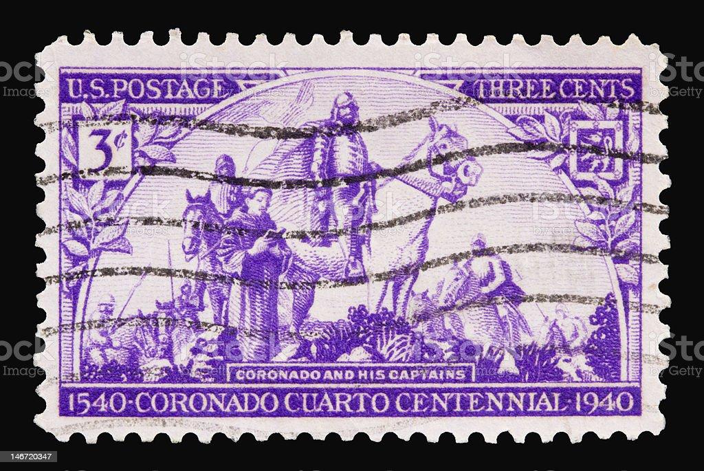 Coronado 1940 stock photo