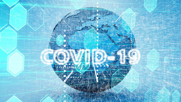 coronavirus 2019-ncov title background - covid 19 stock pictures, royalty-free photos & images