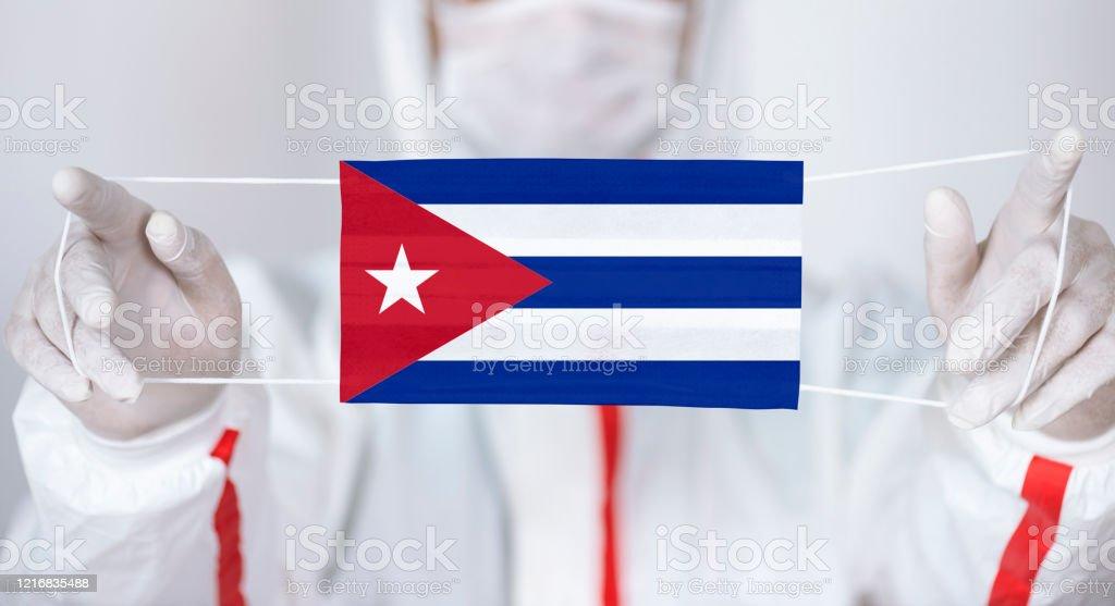 Coronavirus At Cuba - Royalty-free Adult Stock Photo