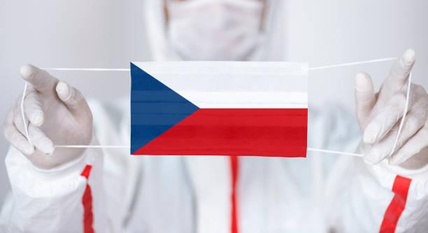Coronavirus auf Tschechisch – Foto