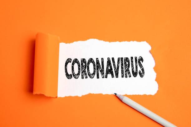 Coronavirus. Epidemie, Ausbreitung, Panik und Sicherheitsmaßnahmen – Foto