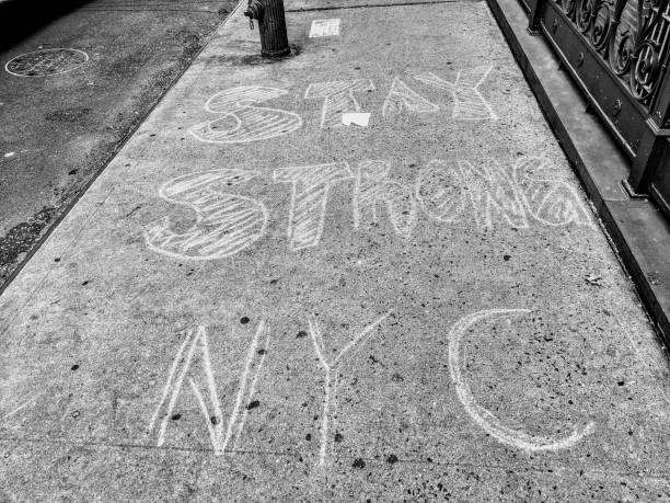 ニューヨーク市のコロナウイルス - corona newyork ストックフォトと画像