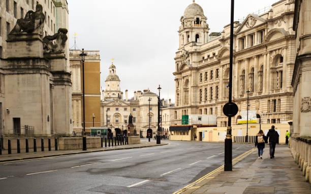 Coronavirus hält touristen Weg von Londoner Straßen – Foto