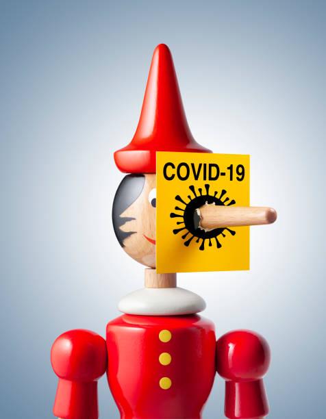 coronavirus lies. covid-19. - dna virale foto e immagini stock
