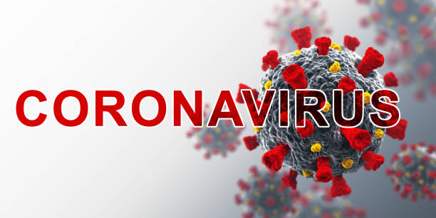CoronaVirus Sign stock photo