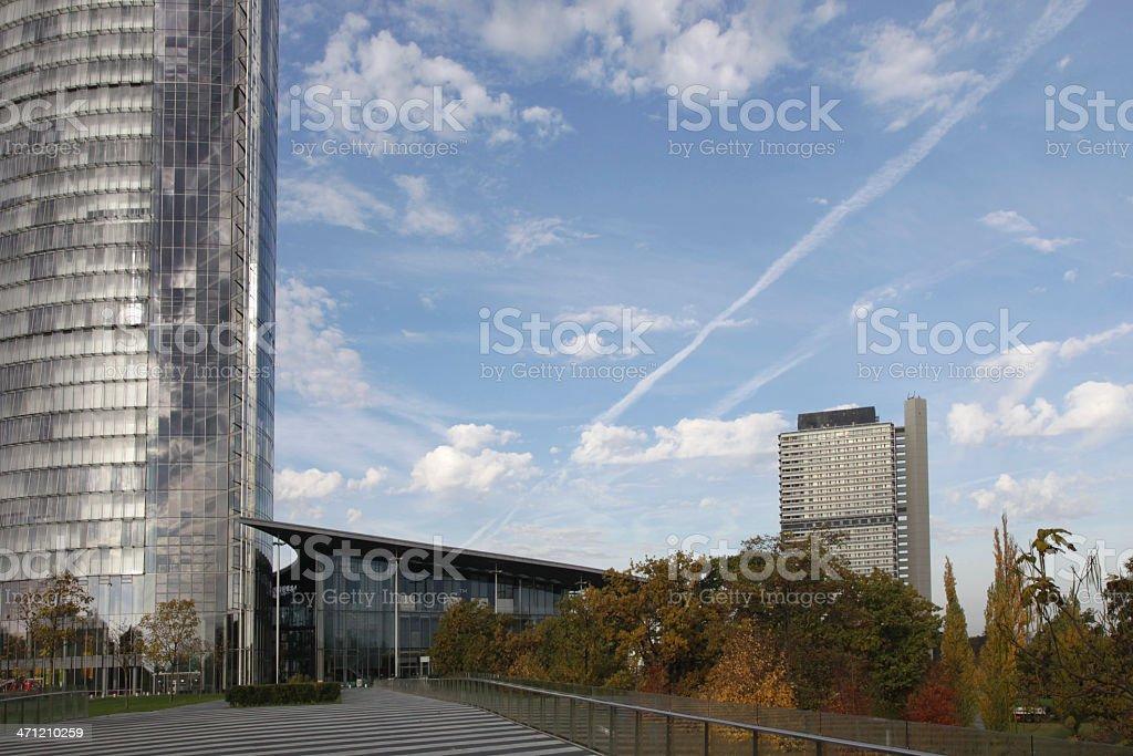 Corporate Bonn stock photo