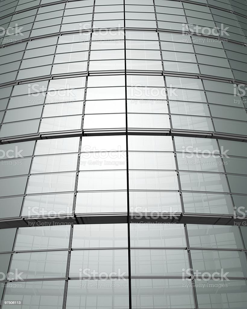 Corporate building glass abstract background royalty-free stock photo