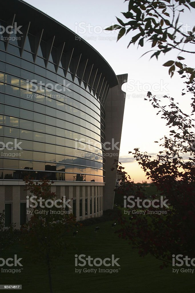 Corporate Building #2 royalty-free stock photo