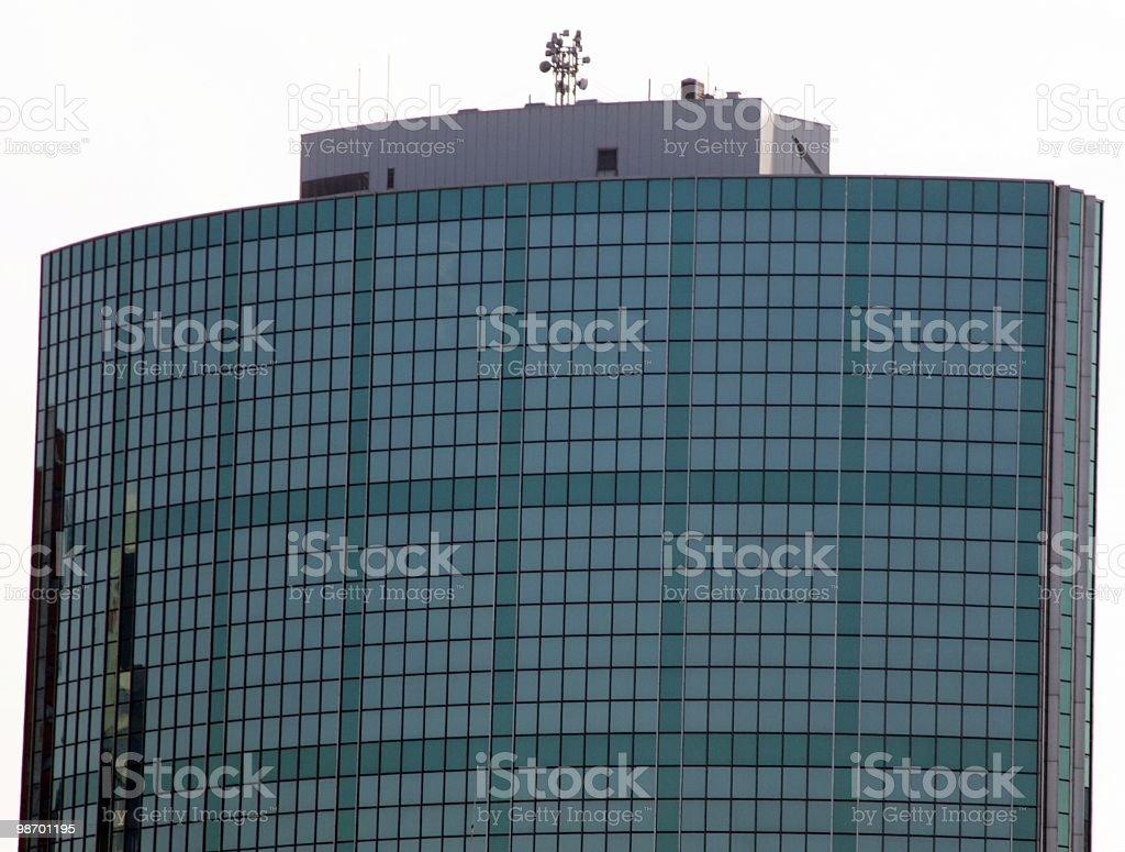 Edificio aziendale foto stock royalty-free