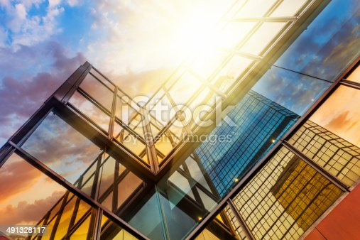istock corporate buildings of hong kong 491328117