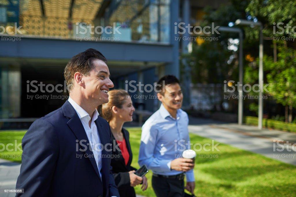 Corporate business Meetings. – Foto