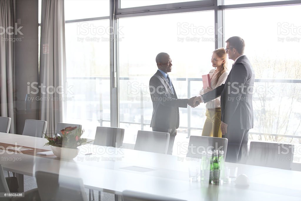 Corporate Business stock photo