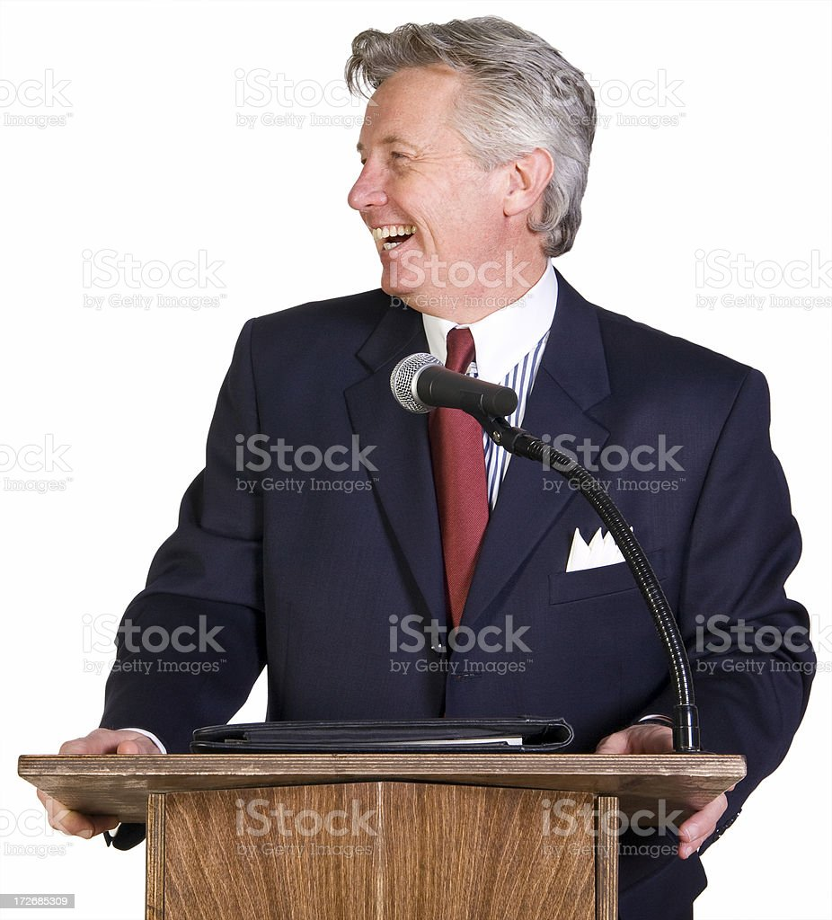 Corporate Executive royalty-free stock photo
