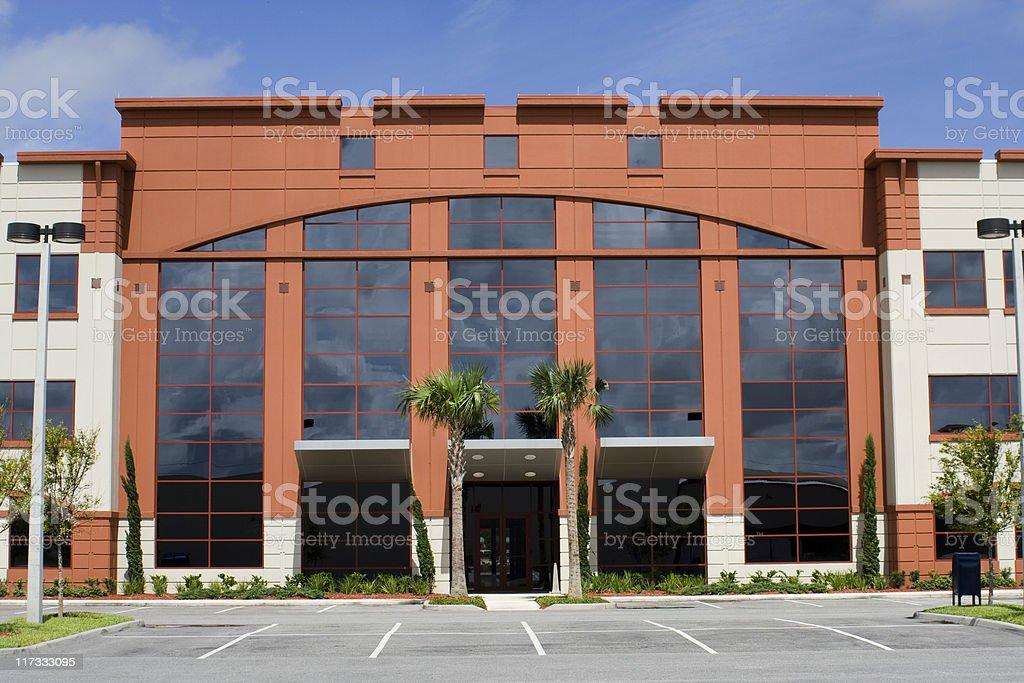 Corporate Headquarters royalty-free stock photo