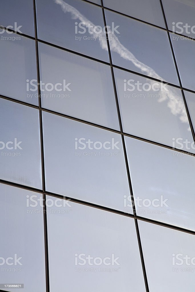 Corporate HQ-Please see lightbox below for more building exteriors royalty-free stock photo