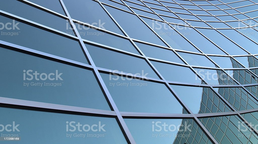Corporate Ladder royalty-free stock photo