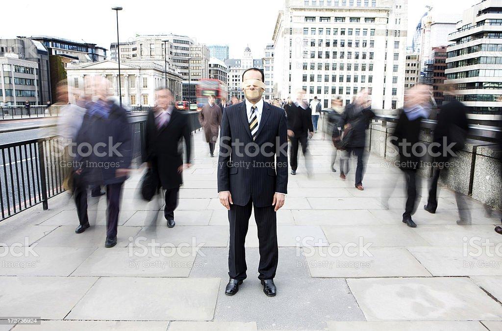 Unternehmens-Affe – Foto