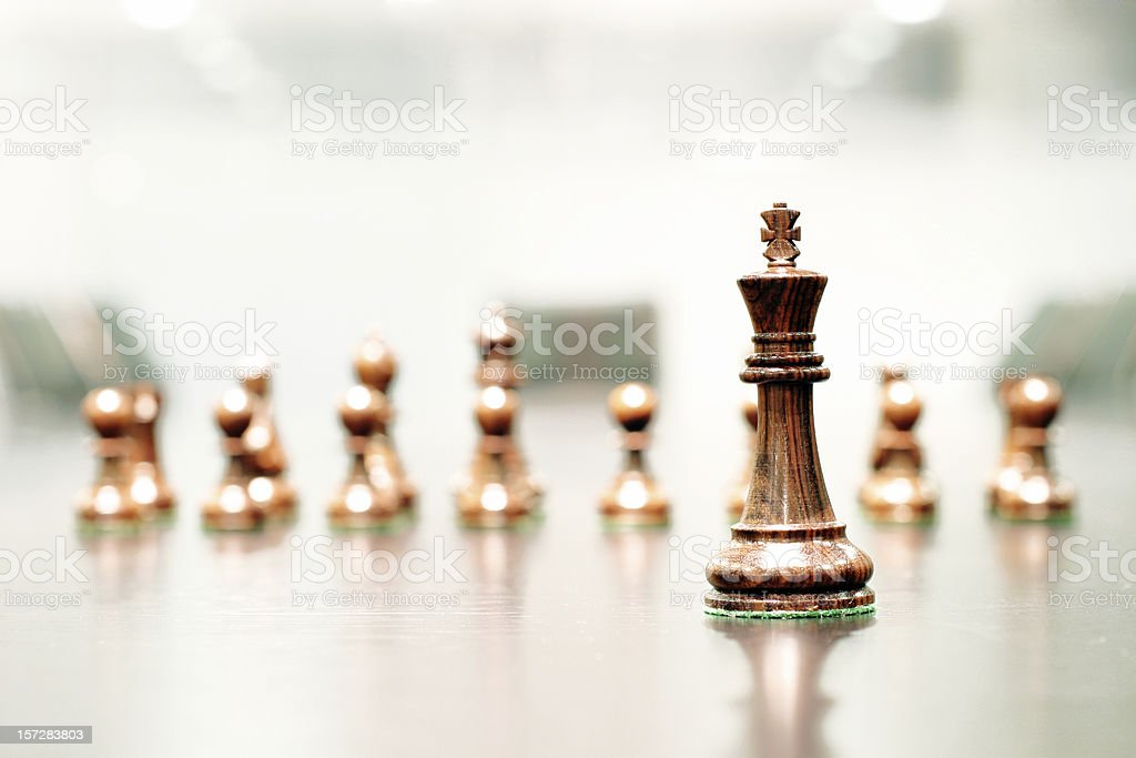 Corporate strategy 5 royalty-free stock photo
