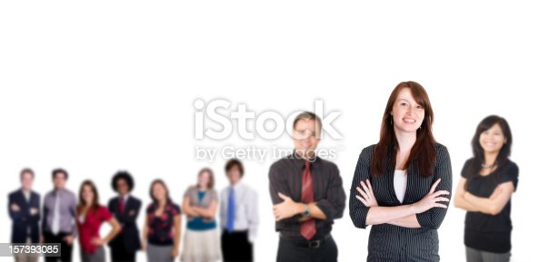 istock Corporate Team 157393085