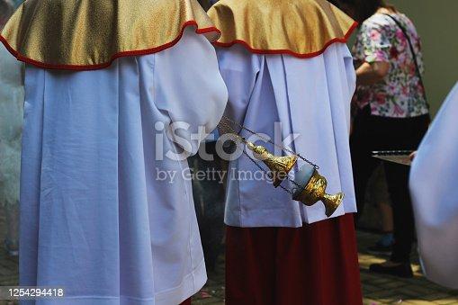 istock Corpus Christi Poland 1254294418