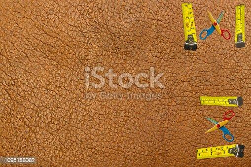 istock Corq board - measure twice, cut once 1095186062