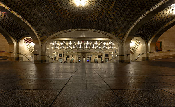 Couloir de la gare de Grand Central - Photo