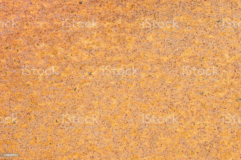 Corroded iron sheet royalty-free stock photo