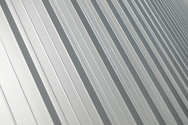 Corrugated Aluminium – Foto