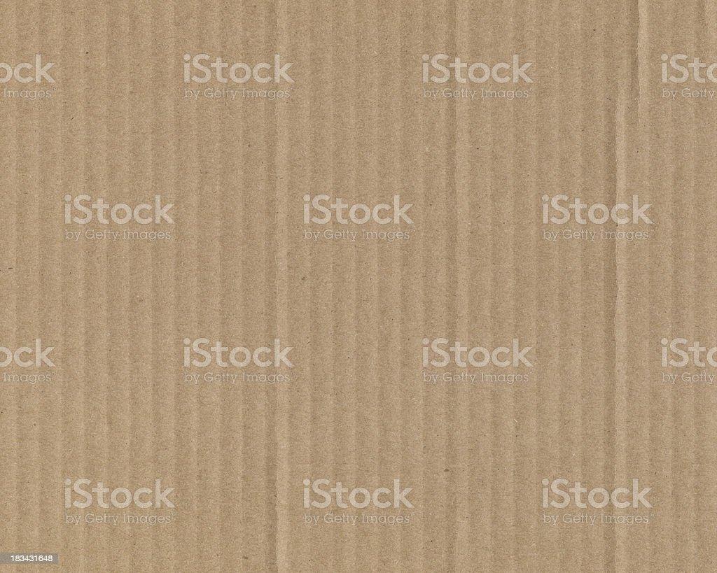 corrugated cardboard stock photo