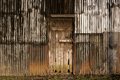 Rusting old out buildingRelated Images: