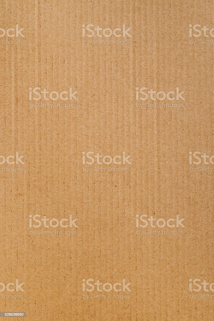 corrugated paper texture stock photo