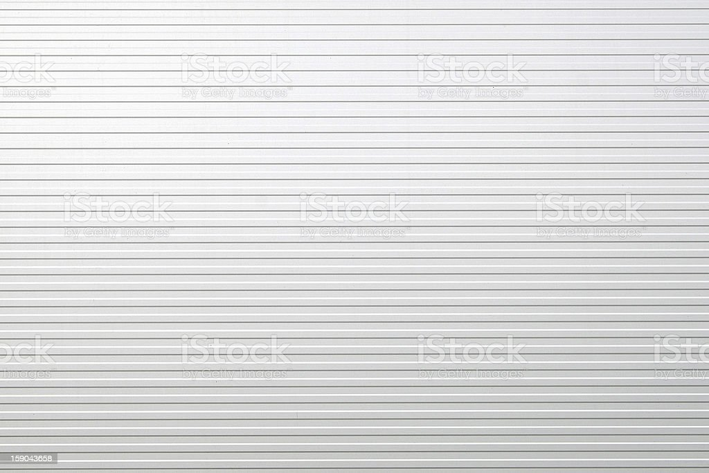 Corrugated sheet texture background royalty-free stock photo