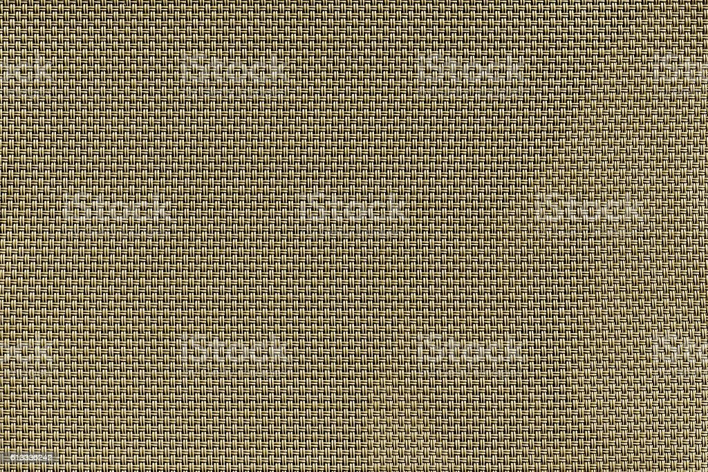 corrugated texture rough fabric of khaki color stock photo