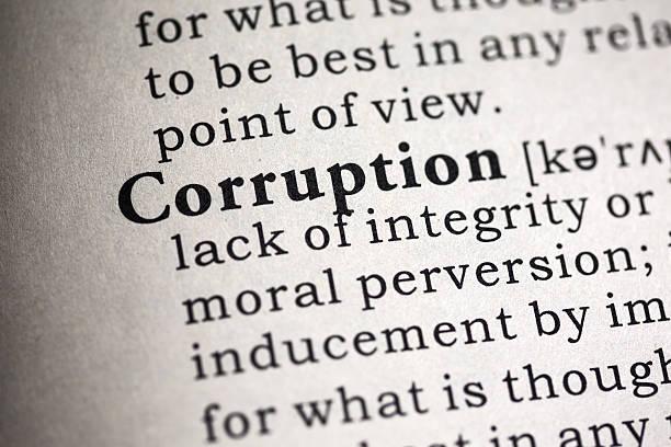corrupção - corruption imagens e fotografias de stock