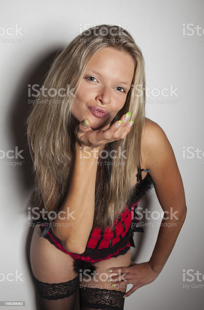 corsage stock photo