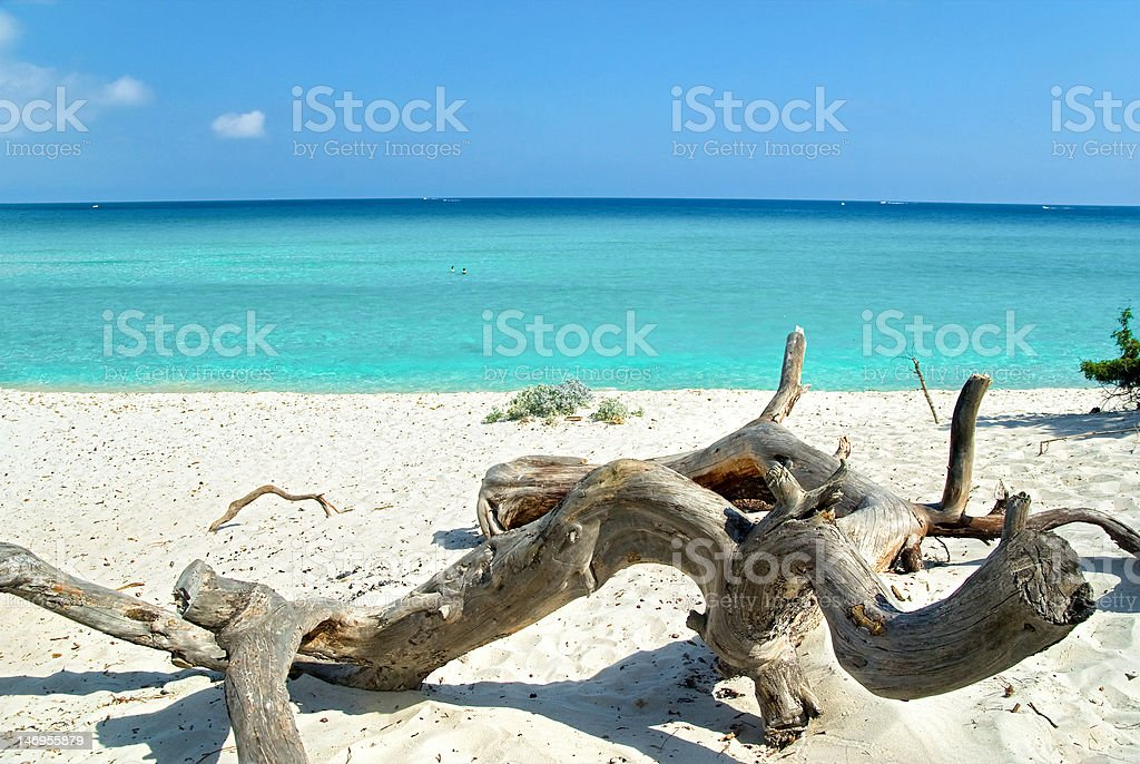 Corsica Water (France) royalty-free stock photo