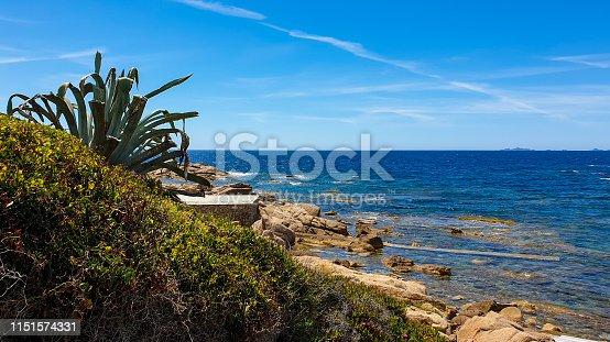 Récif Corse
