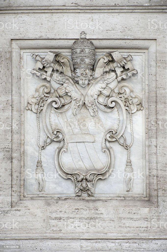 Corsini symbol royalty-free stock photo