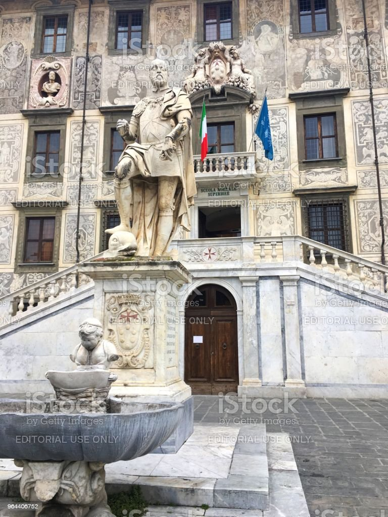 Cosimo ik - Royalty-free Architectuur Stockfoto