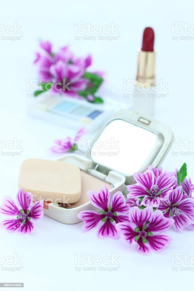 Cosmetic and flower